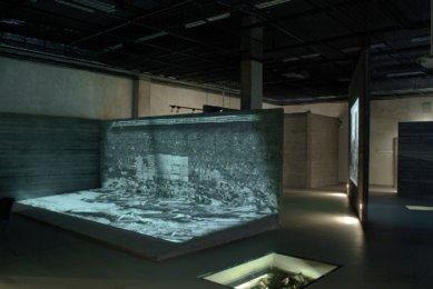 Památník Lidice - nová audiovizuální expozice - foto: © Bohumír Prokůpek