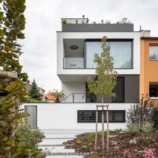 Sized detached house Černá Pole 04 - foto: Radek Brunecký