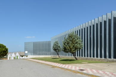 Střední škola v Galisteo - foto: Petr Šmídek, 2018