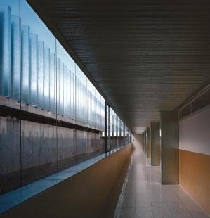 Střední škola v Galisteo - Fotografie interiéru - foto: Jesús Granada