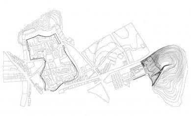 Střední škola v Galisteo - Situace - foto: MGM arquitectos