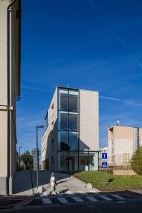 Administratívna budova Veterná - foto: Nora a Jakub Čaprnkovci