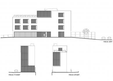 Administratívna budova Veterná - Pohledy - foto: GRUP architects