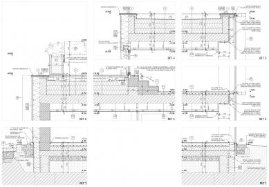 Administratívna budova Veterná - Detaily - foto: GRUP architects