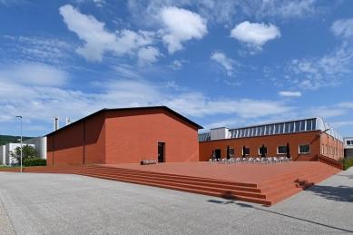 Schaudepot at the Vitra Campus - foto: Petr Šmídek, 2021
