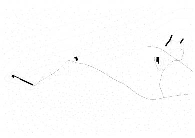 Hlídka na Stráži - Situace - foto: Mjölk architekti