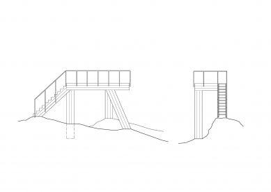 Hlídka na Stráži - Medvěd - foto: Mjölk architekti