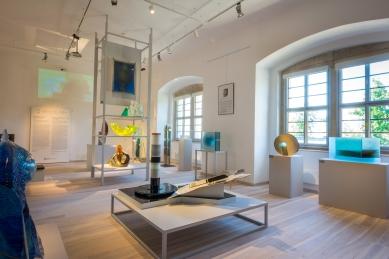S.K.L.E.M. - nová expozice moderního skla - foto: Luděk Vojtěchovský