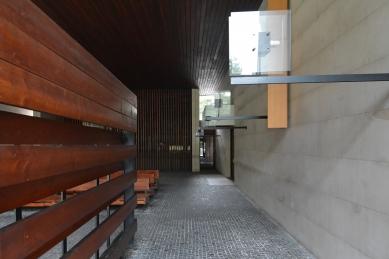 Krematorium a urnový háj vBratislavě - foto: Petr Šmídek, 2017