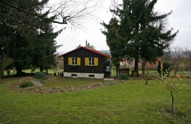 Rodinný dům Petrov - Původní stav