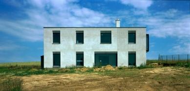 Rodinný dům ve Vřesině - foto: Tomáš Balej