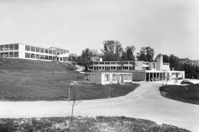 Vysoká škola designu v Ulmu - foto: Rene Spitz