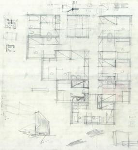 Vysoká škola designu v Ulmu - Skica