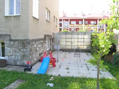 Obnova Müllerovy vily vOlomouci - Fotografie původního stavu