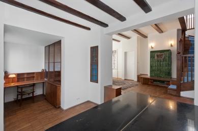 Obnova Müllerovy vily vOlomouci
