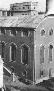Pradiareň 1900 - Historický snímek