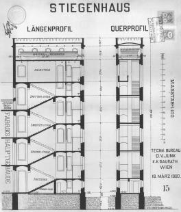 Pradiareň 1900 - Historické plány