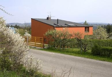 Rekreační rodinný dům Pouště - foto: Ester Havlová