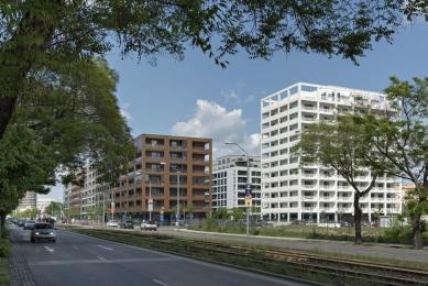 Obytný súbor Urban Residence - foto: Pavel Meluš