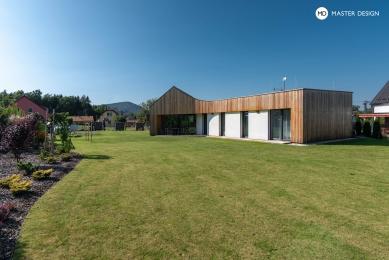 Atypický bungalov v horách