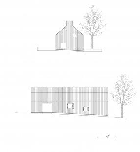 Chimney House - Pohledy