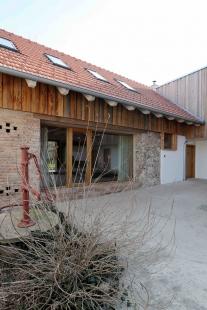 Oprava stavení rodiny Koláčkovy - foto: Karin Zadrick