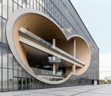 Poly Grand Theater - foto: Yueqi Jazzy Li