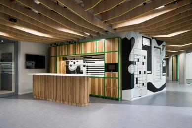 Kanceláře Pipedrive - foto: STUDIO FLUSSER