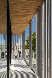 Bloco Habitacional I - foto: Ivo Tavares Studio