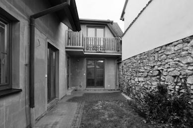 Dům na Kozině - Původní stav