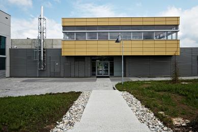 Továrna BKR VELUX Vyškov - foto: Štěpán Vrzala