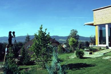 Dva rodinné domy - Ester fotí - foto: Karel Doležel