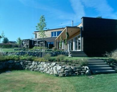 Dva rodinné domy - Vila Horská - foto: Ester Havlová