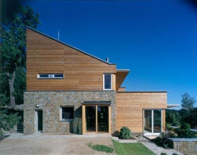 Dva rodinné domy - Vila Vyhlídka - foto: Ester Havlová