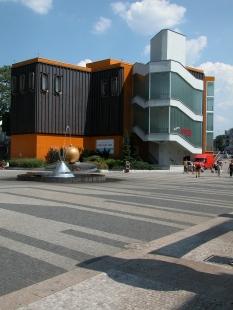 Obchodní středisko Ještěd - foto: Lukáš Beran