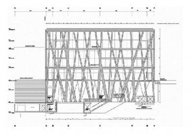 Pavillon Noir - Pohled