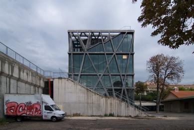 Pavillon Noir - foto: Petr Šmídek, 2008