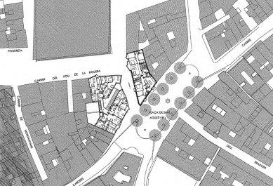 Social Housing Sant Agustí Vell - Kontext
