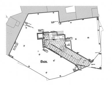 Social Housing Sant Agustí Vell - Půdorys přízemí