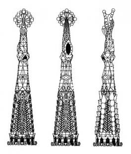 La Sagrada Família - Věž