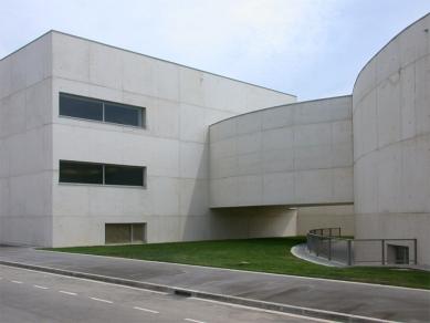 Parc Esportiu Llobregat - foto: © archiweb.cz, 2006