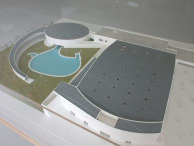 Parc Esportiu Llobregat - Model - foto: © archiweb.cz, 2006