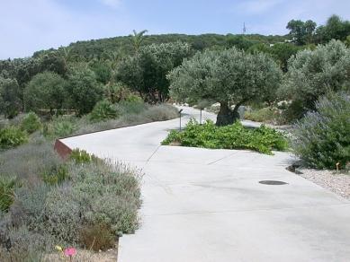 Jardí Botanic de Barcelona - foto: © www.archiweb.cz, 2006