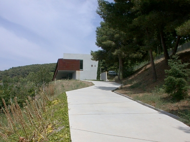 Institut i Jardí Botànic - CSIC - foto: © www.archiweb.cz, 2006