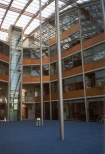 Microelectronic Centre - foto: Jan Kratochvíl, 2000