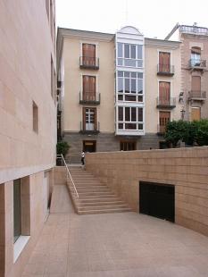 Murcia Town Hall - foto: Petr Šmídek, 2006