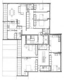 Bytový dům Teatro - 4NP - foto: Souto Moura Arquitectos S.A.