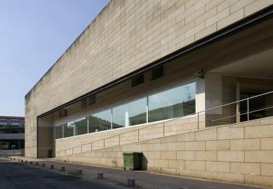 Centrum soudobého galicijského uměni - foto: Ester Havlová
