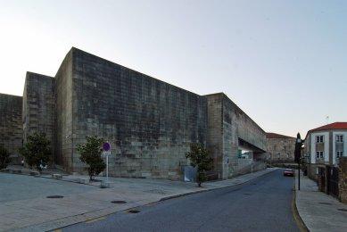 Centrum soudobého galicijského uměni - foto: Petr Šmídek, 2011