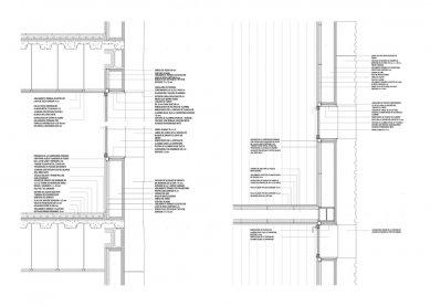 Centrum hudebních studií - Detaily - foto: © Ensamble Studio